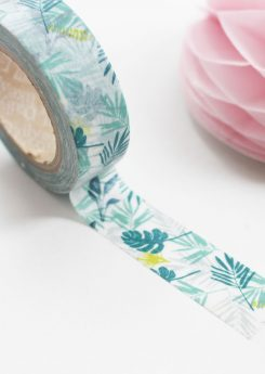 Washi tape - Leaf