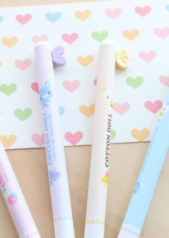 Bolígrafo Cotton doll