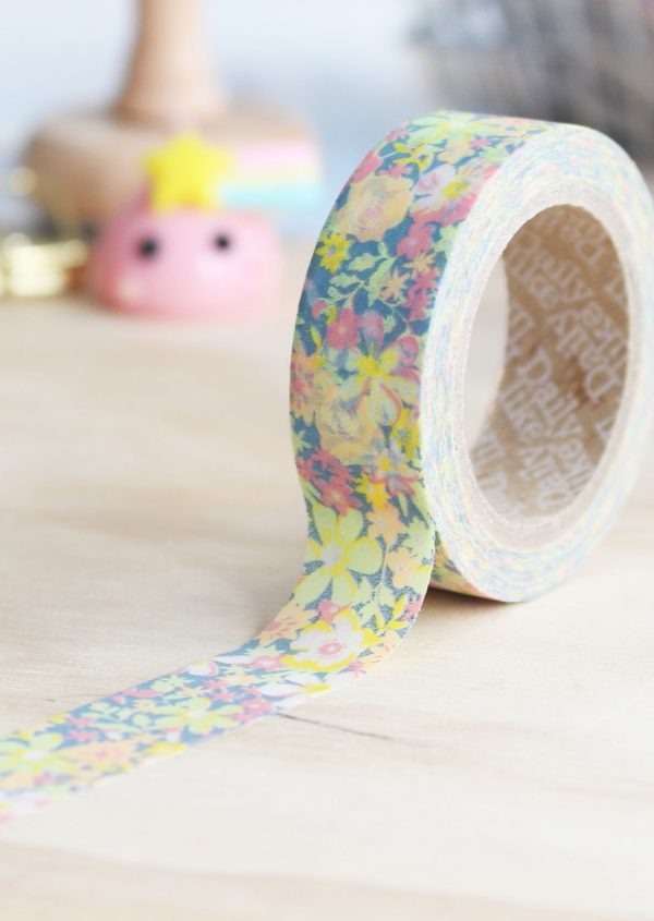 Washi tape - A tiny flower Dreamlike