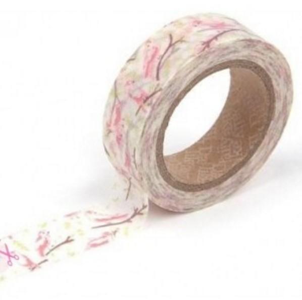 Washi tape - Birdsong