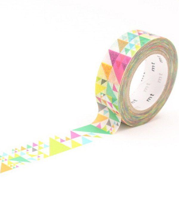 MT Masking tape - Sankaku Pink