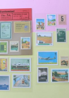 Set de sellos adhesivos The 5th
