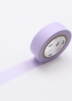 MT Masking tape - Pastel purple