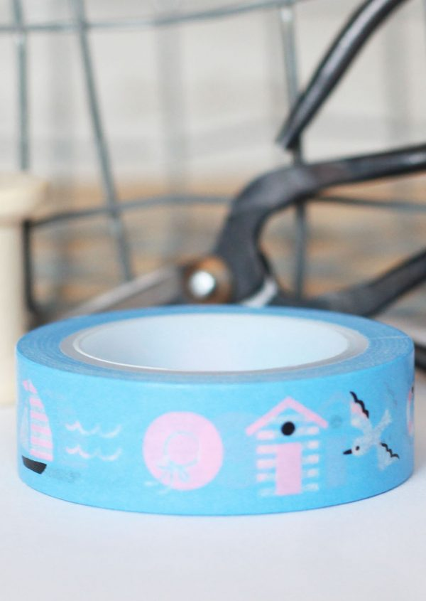 Washi tape Charuca - Marinero