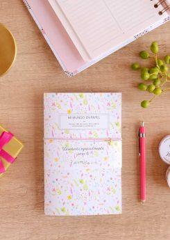 Travel book - Mi mundo en papel