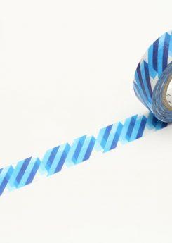MT Masking tape - Crystal blue