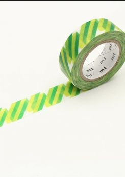 MT Masking tape - Crystal green