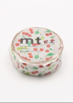 MT Masking tape - Cherries