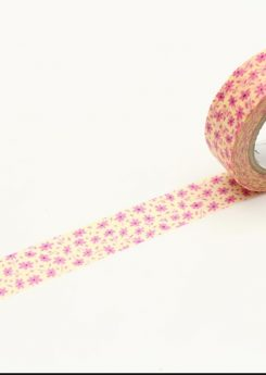 MT Masking tape - Pink flower