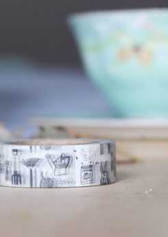 Washi tape Dailylike - Gardening
