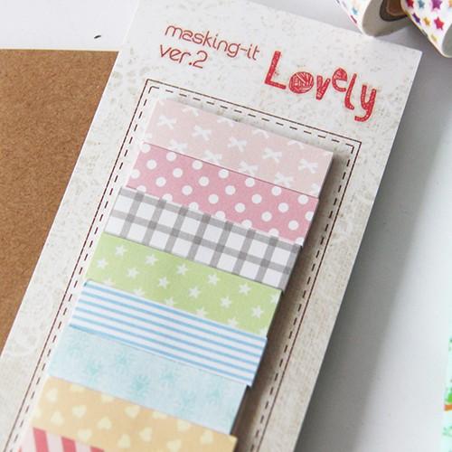 Memo Pads - Lovely