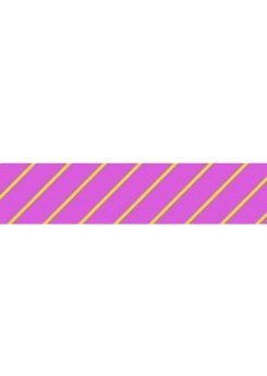 Washi tape Masté - Pink stripes
