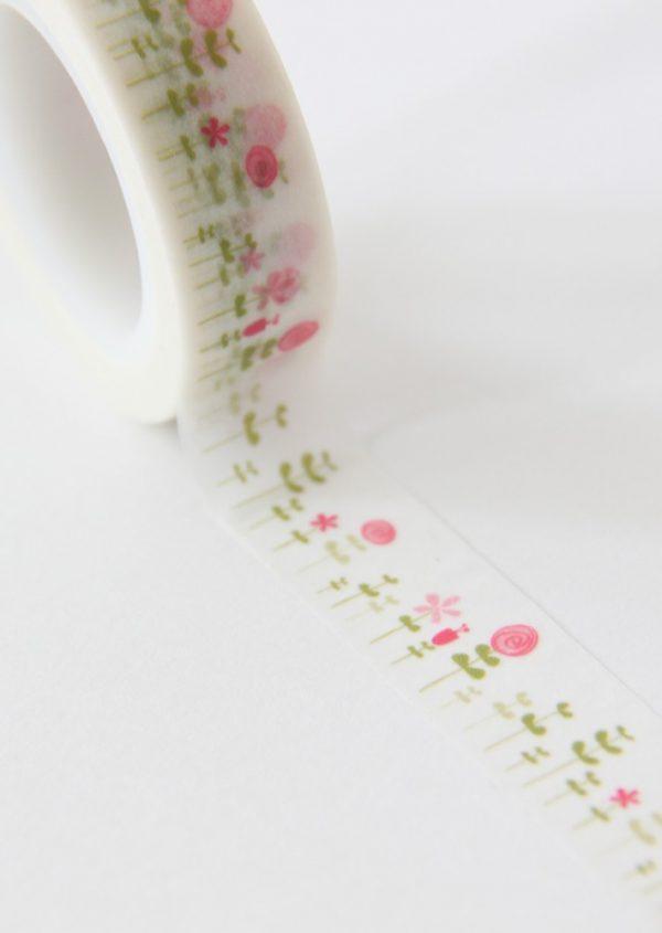 Washi tape Little Hannah - Bosque Hana