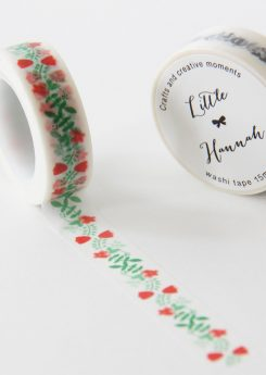 Washi tape Little Hannah - Sakura