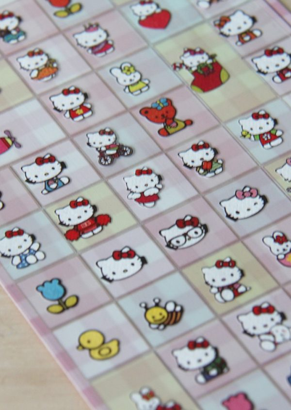 Pegatinas Hello Kitty