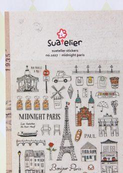 Pegatinas Midnight in Paris