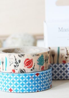 Washi tape - Set Lucy