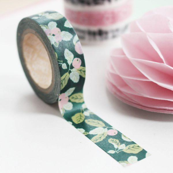 Washi tape - Apple farm