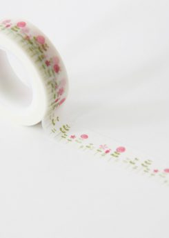 Washi tape Little Hannah - Bosque Hana